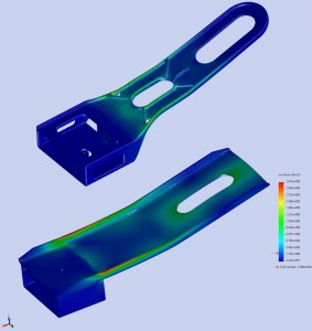 Finite Element Analysis (FEA) Testing