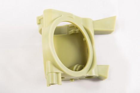 Robotics part wax mould