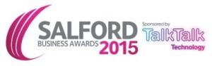 Salford Business Awards 2015 Logo