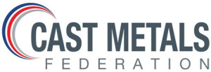 Image showing the Cast Metals Federation Logo