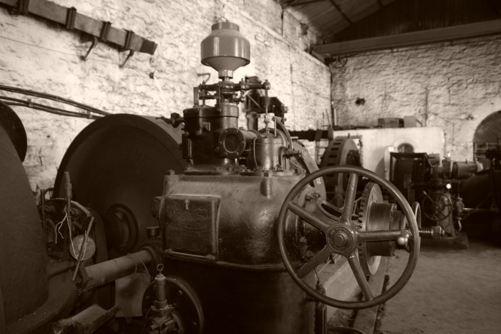 Old Generator Room - iStock_000018282301_Large