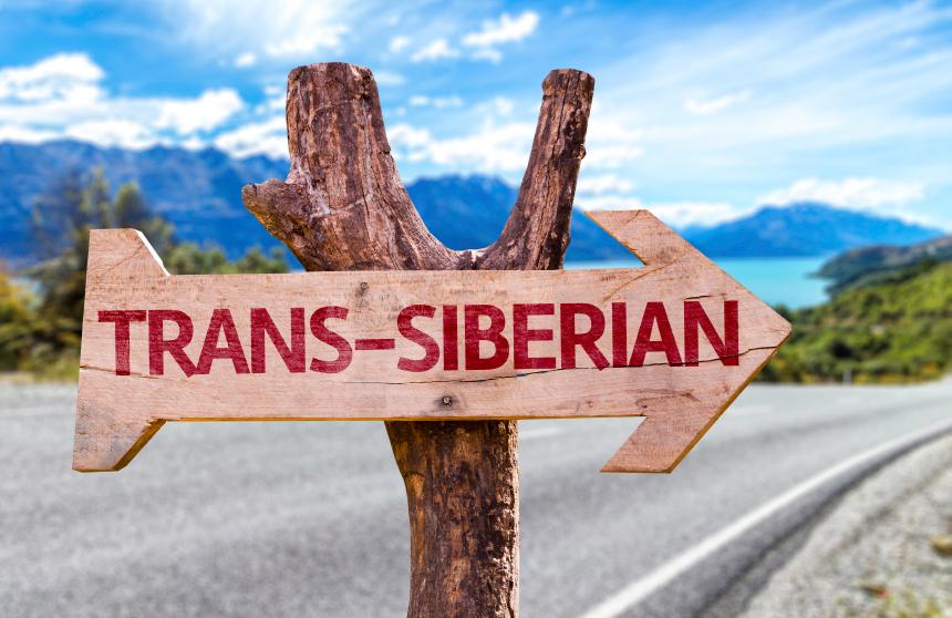 Trans- Siberian Railroad, Russia iStock_000060372006_Small