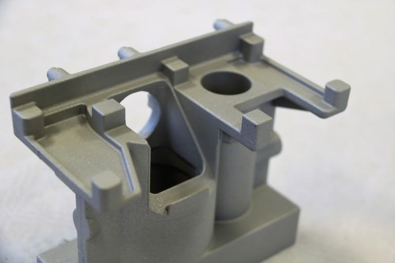 Part for a vehicle in the automotive sector.