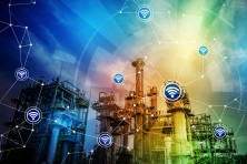 internet of things, connectivity in factories and warehouses