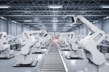 manufacturing and automation in UK factories