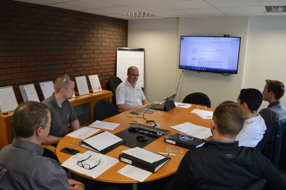 Dean Group training