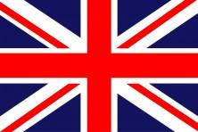 flag of uk - union jack