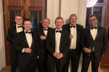 Dean Group attend the CMF awards 2019
